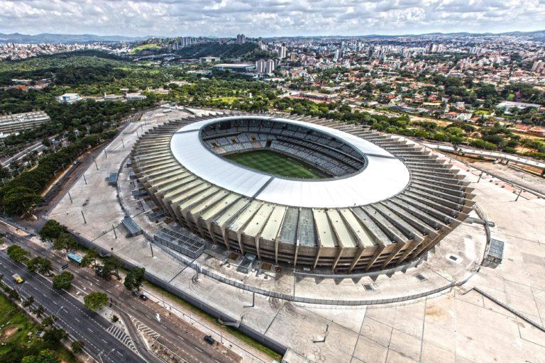 Estádio Governador Magalhães Pinto (Mineirão)
