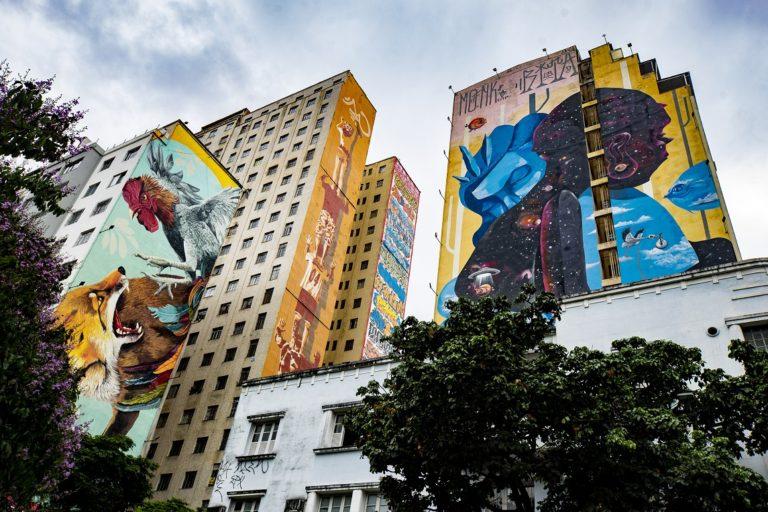 Grafites da Rua Tupinambás